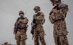 روند خروج سربازان آلمانی از افغانستان سر از ماه جولای آغاز میشود