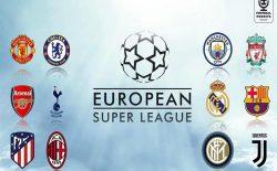 دوازده باشگاه بزرگ اروپایی سوپر لیگ فوتبال ایجاد کردند