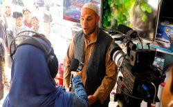 «ما نگران سقوط افغانستان و آزادی بیان در سال جاری استیم»