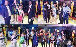 ورزشکاران رزمی کشور در مسابقات پاکستان کمربند و مدال طلا گرفتند