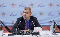 مولانا عبدالله: با تطبیق پالیسی جدید اصلاحات انتخاباتی، هزینهها ۵۰ درصد کاهش خواهد یافت