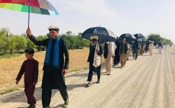 آسمان غبارآلود صلح افغانستان