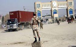 درگیری میان نیروهای مرزی افغانستان و پاکستان؛ گذرگاه اسپین بولدک مسدود شد