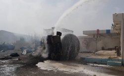آتشسوزی در هرات، بیش از یک میلیون دالر خسارت به جا گذاشت
