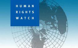 دیدبان حقوق بشر: گروه طالبان عمدا خبرنگاران را هدف قرار میدهد