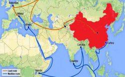 بازسازی راه ابریشم و تلاش چین برای تبدیلشدن به هژمونی