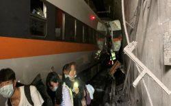 خارجشدن یک قطار از خط در تایوان، ۴۸ کشته و ۶۶ زخمی بهجا گذاشت