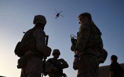 سنتکام: ۶ تا ۱۲ درصد نیروهای امریکایی از افغانستان بیرون شده اند