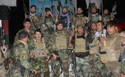 نیروهای ارتش حلقهی محاصرهی ولسوالی دهنه غوری را شکستند