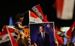 بشار اسد برای چهارمین بار رییسجمهور سوریه شد