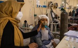 موج سوم کرونا در افغانستان؛ در یک شبانهروز گذشته، ۳۴ بیمار جان باختند