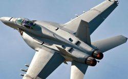 ارتش امریکا برای خروج مصون، جتهای جنگی F-18 را در افغانستان مستقر میکند