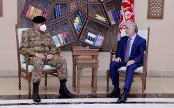 رییس ستاد ارتش پاکستان: افغانستان راهحل نظامی ندارد