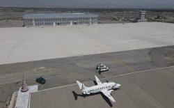 پروازهای هوایی از فرودگاه بینالمللی حامد کرزی متوقف شده است