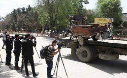 تهدید آزادی بیان همزمان با گفتوگوهای صلح؛ هزار کارمند رسانهای ترک وظیفه کرد