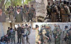آغاز عملیات پاکسازی در بغلان؛ ولسوالی برکه و شهر کهنهی بغلان مرکزی هنوز در دست طالبان است