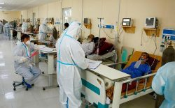 موج سوم کرونا در افغانستان؛ شناسایی ۱۳۸۴ بیمار جدید و مرگ ۹۲ نفر در یک شبانهروز گذشته