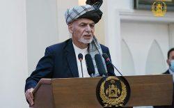 غنی به طالبان: بیایید در لویه جرگه یکدیگر را قناعت بدهیم