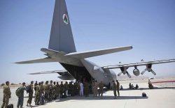سربازان امریکایی کلیدیترین پایگاه نظامی افغانستان را ترک کردند