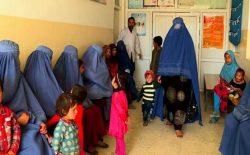کاهش کمکهای جامعهی جهانی، دسترسی زنان افغانستان به خدمات صحی را کاهش داده است