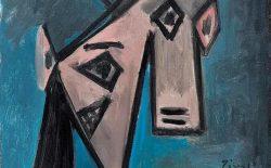 دو نقاشی دزدیشده از پیکاسو و موندریان، در شهر آتن یونان پیدا شد