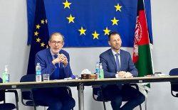 نمایندهی ویژهی اتحادیهی اروپا، خواهان توقف خشونتها و تمرکز گفتوگوهای صلح روی بحثهای اساسی شد!