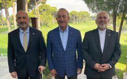 نشست سهجانبهی افغانستان، ترکیه و ایران: جنگ افغانستان راه حل سیاسی دارد
