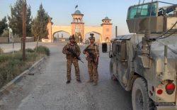 عملیات نظامی در بلخ؛ ولسوالی بلخ آزاد و ۳۹ جنگجوی طالب کشته شد