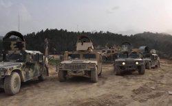 عملیات نظامی در بغلان؛ جنگجویان طالب از ولسوالی دوشی فرار کردند
