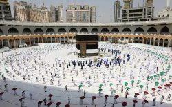 مراسم حج امسال به ۶۰ هزار نفر ساکن عربستان سعودی محدود شد