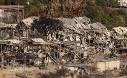 چهار پناهجوی افغان به اتهام آتشزدن اردوگاه موریا در یونان به ۱۰ سال زندان محکوم شدند