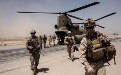 ارتش امریکا برای بازگشت به افغانستان آمادگی میگیرد