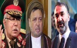 بسیج احزاب علیه طالبان؛ از حضور در میدان نبرد تا سفارش برای جنگ