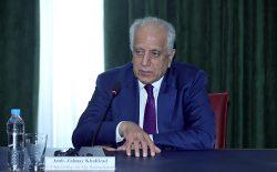ورود خلیلزاد با هیئت ویژه به افغانستان؛  پیام واشنگتن به کابل چیست؟
