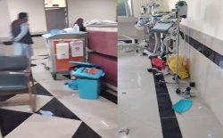 هشدار وزارت داخله: افرادی که به کارکنان صحی اهانت کنند، بازداشت میشوند