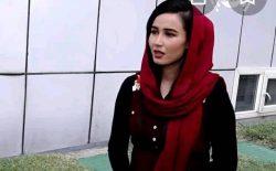 در انفجار دیروز در غرب کابل، مینا خیری، گویندهی آریانانیوز نیز کشته شده است