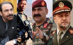 چهرههای تازهنفس امنیتی-دفاعی و آزمون مقابله با طالبان