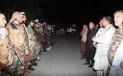 نیروهای مردمی علیه طالبان در پروان بسیج شدند
