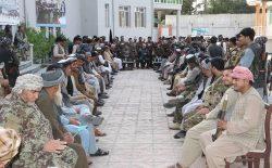 حملات طالبان به شهرها  و شکلگیری بسیج مردمی در کنار نیروهای امنیتى