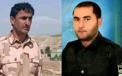 فرماندهان پلیس ولسوالیهای جلگه و برکهی بغلان کشته شدند
