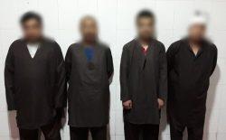 در یک شبانهروز گذشته، ۱۰ نفر به اتهام جرایم جنایی بازداشت شدند