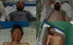 تیراندازی طالبان در بغلان؛ ۱۰ کارمند ماینپاکی کشته شده و ۱۴ نفر دیگر زخم برداشتند