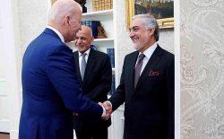 جو بایدن: افغانستانیها خود باید برای آیندهیشان تصمیم بگیرند