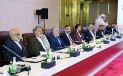 عبدالله در قطر: اگر گفتوگوهای صلح به نتیجه نرسد، ممکن افغانستان به ویرانه بدل شود