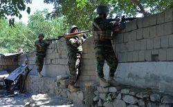 توقف جنگ؛ پیروزی طالبان و سقوط دولت است
