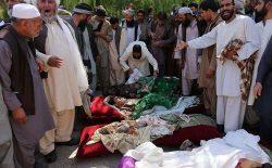 در شش ماه نخست سال روان میلادی، بیشتر از هزار و ۶۰۰ غیرنظامی در افغانستان کشته شدند