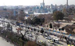 فعالیت کنسولگری چهار کشور در بلخ تعلیق شد