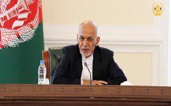 غنی: جامعهی جهانی در کنار افغانستان ایستاده و جمهوریت حفظ میشود
