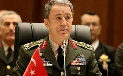 وزیر دفاع ترکیه: هنوز تصمیمی در مورد تأمین امنیت فرودگاه کابل گرفته نشده است
