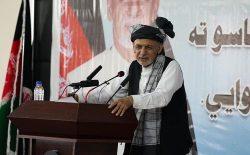 غنی به طالبان: گفتوگوهای صلح را از سر گرفته و به دستور بیگانگان کشور خود را ویران نکنید